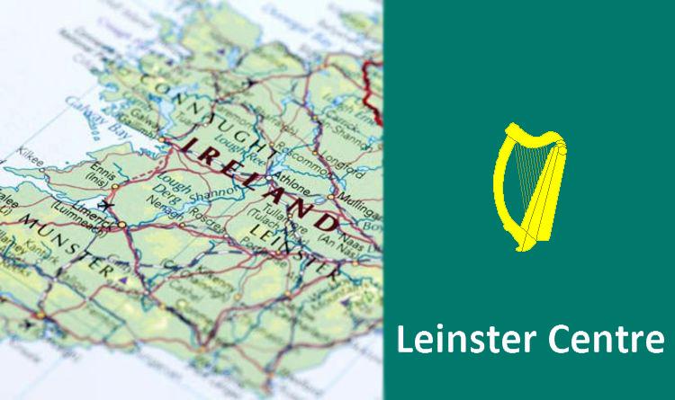 CAMC Leinster Centre Map Image